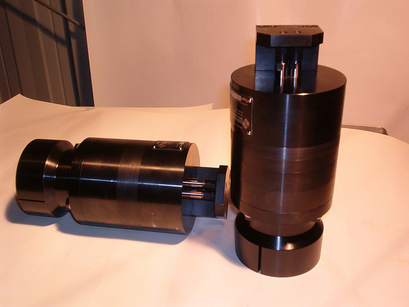 2 Spindle Head Fixed With Milling With Guide