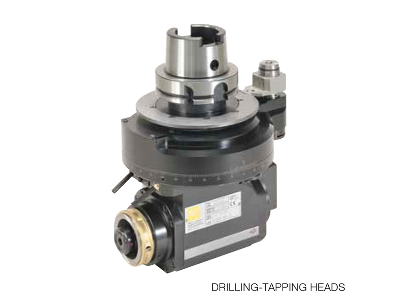 Drilling Tapping Heads